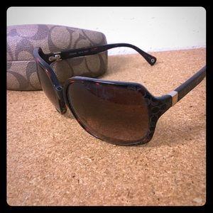 Coach Sofia sunglasses